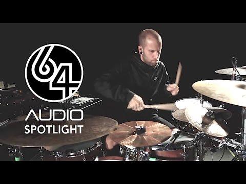 64 Artist Rhett Noland - NF Drums