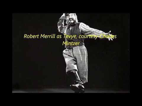 ROBERT MERRILL A CENTENARY TRIBUTE (1917-2004) with ultra rare recordings