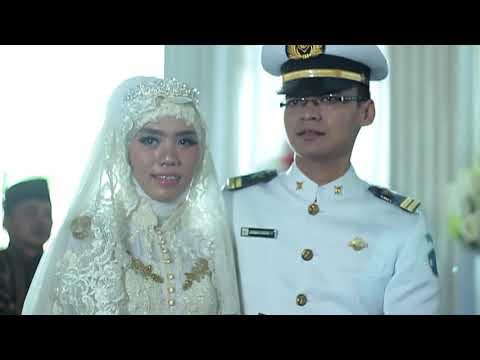 Ya Habibal Qolbi || Pedang Pora || The Wedding Clip Of Erna &  Diyam