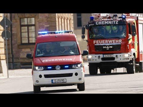 Berufsfeuerwehr Chemnitz