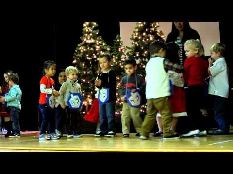 2012 Manhattan Beach Preschool Holiday Program