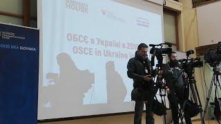 Конференция ОБСЕ в Украине в 2019 Году.