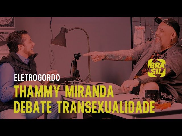 Thammy Miranda fala sobre transexualidade e como lida com o preconceito