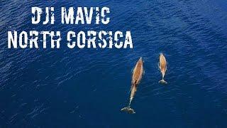 DJI Mavic April May 2017 Corsica
