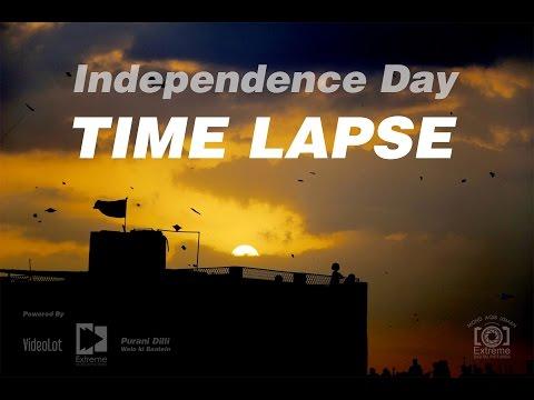 Independence Day INDIA 2016   TimeLapse   Nikon D5200   Mohd Aqib Usman