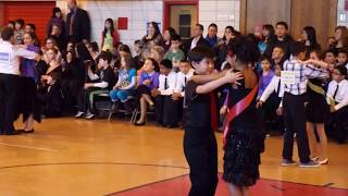 Ballroom Dancing - Foxtrot - Competition (PS229 Red Team)