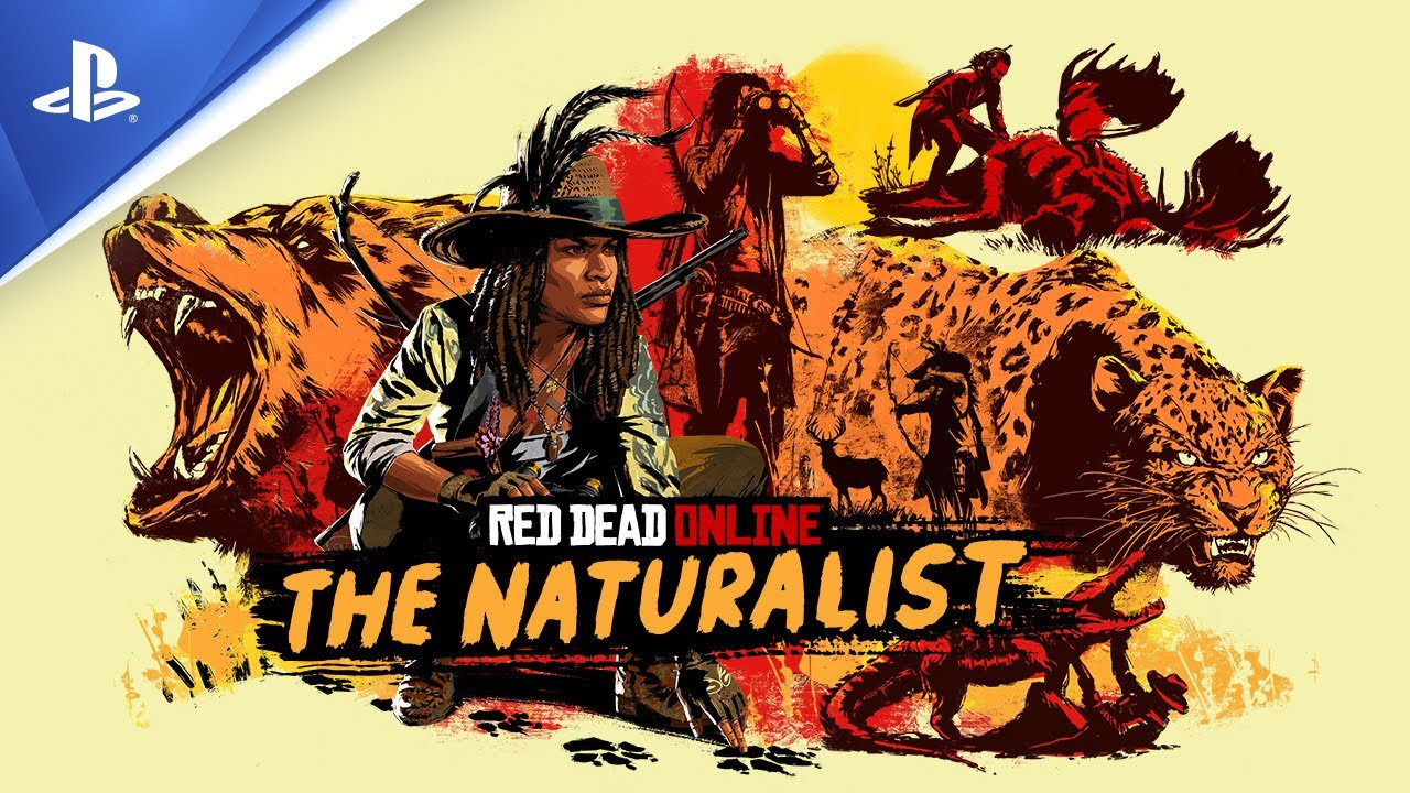Red Dead Online - The Naturalist trailer