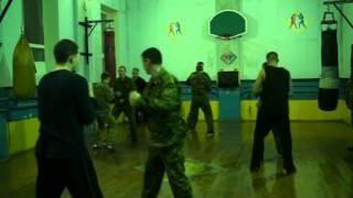 Русский Рукопашный Бой-обучение в группах