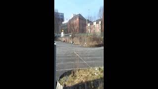 Pikeys invade Bolton Car Park