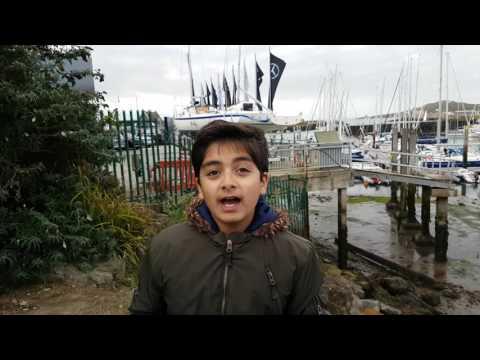Howth Dublin fishermen village latest video