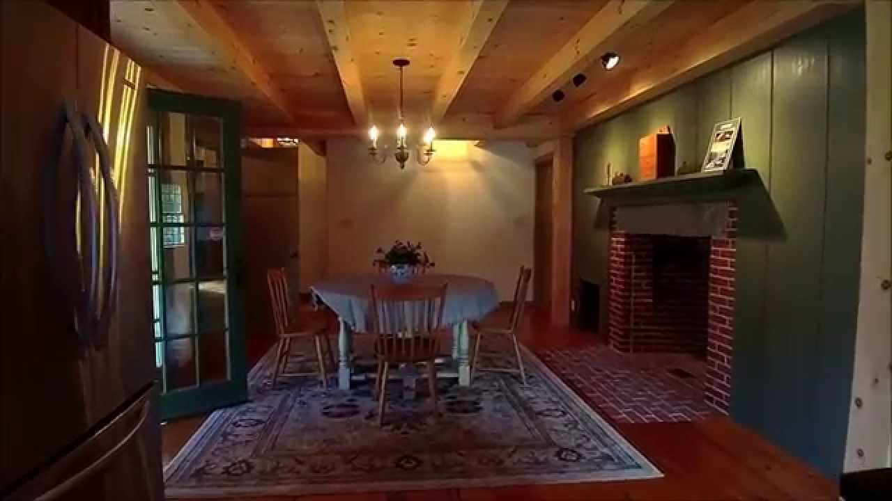 2200 Square Foot Early New England Home Tour Youtube