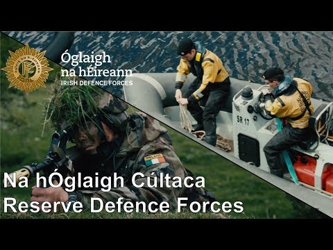 Reserve Defence Forces Recruitment