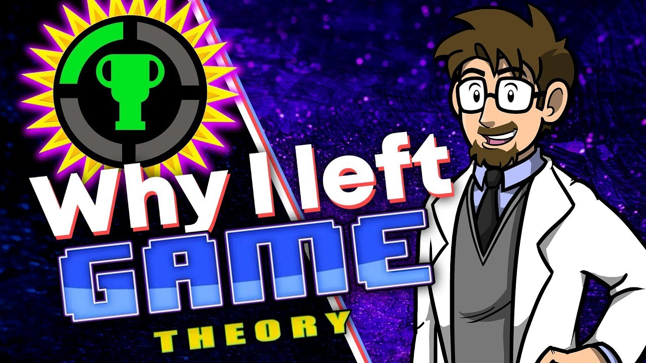 Why I Left Game Theory (Crossover/Smash History) image