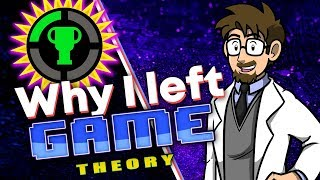Why I Left Game Theory (Crossover/Smash History)