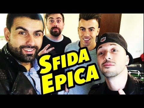 SFIDA EPICA con EL SHAARAWY e HMATT