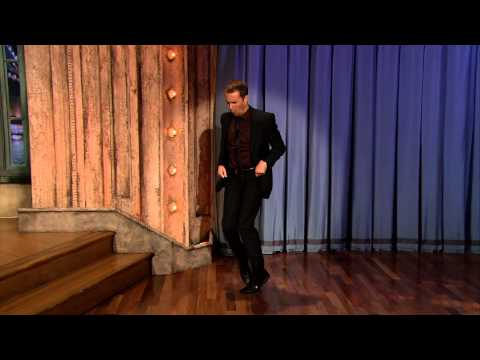 Sam Rockwell Dancing on Late Night with Jimmy Fallon (Late Night with Jimmy Fallon)