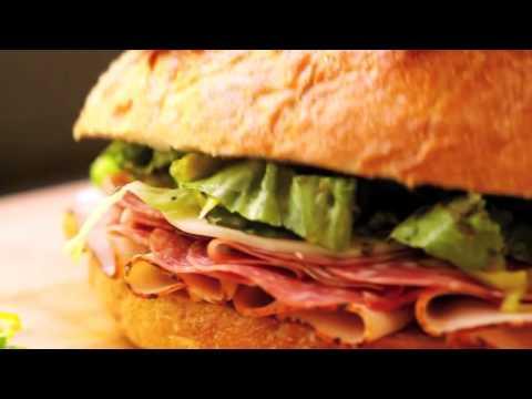 La Brea Bakery Italian Pressed Sandwich 1