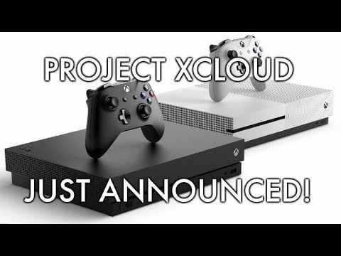 Microsoft Just Announced xCloud! My Thoughts