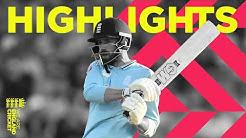 England v Pakistan - Highlights Vince Century seals Clean Sweep 3rd Mens Royal London ODI 2021