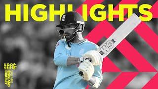 England v Pakistan - Highlights | Vince Century seals Clean Sweep! | 3rd Men's Royal London ODI 2021
