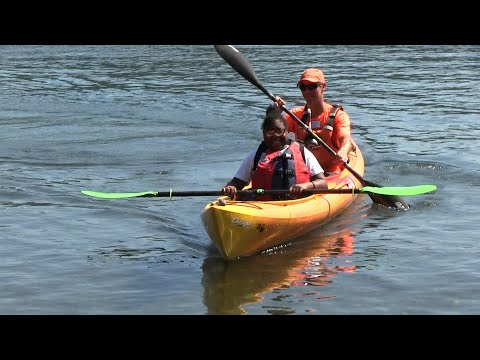 Adaptive Kayaking Expo