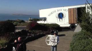 Santa Rosa Sonoma County California Three Great Movers in Bodega Bay