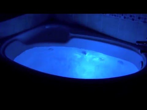 Spa Bath Lights - Easy to fit from Byretech. - YouTube