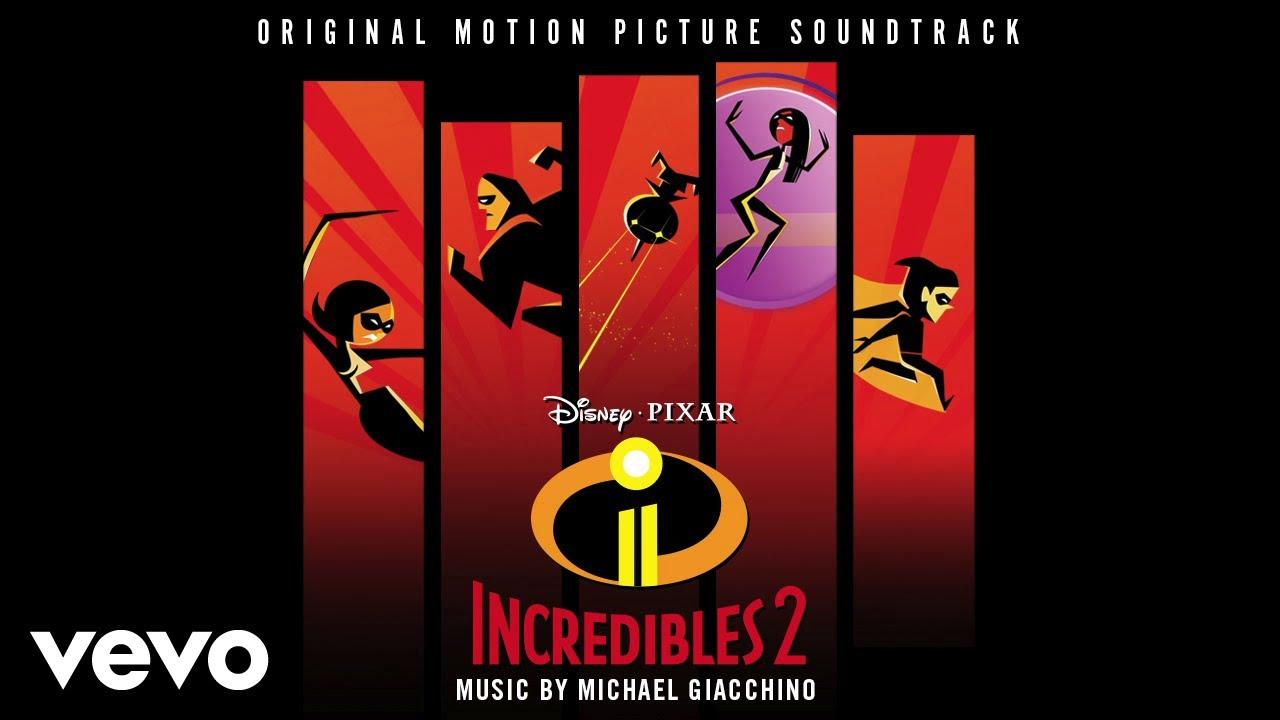 "DCappella - Here Comes Elastigirl - Elastigirl's Theme (From ""Incredibles 2""/Audio Only)"