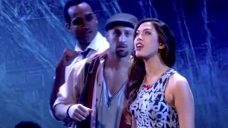 Christine Allado- Bocelli, Oliviers, Albert Hall, West Side Story, In the heights