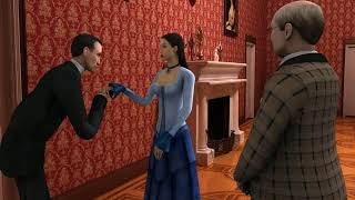 Sherlock Holmes: The Secret of the Silver Earring - Walkthrough Part 1