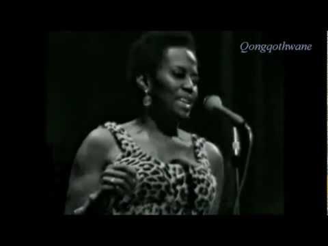 "Miriam Makeba ""The Click Song/Qongqothwane"" w/Lyrics"