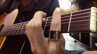 """Guitar bolero """" tạ từ trong đêm"""