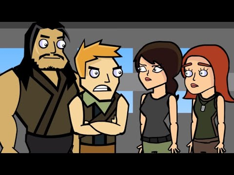 The Squad | FIRST DROP (S1E1) | Original Fortnite Animation