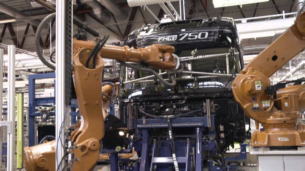 As 237 Se Fabrica El Volvo New Fh 2013 Youtube