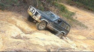 Fearless XJ Jeep Cherokee