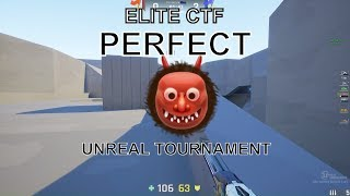 Unreal Tournament | Perfect Elite CTF | MVP (Top Scorer, Defense, Frags)