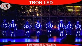 MERCEDES-BENZ INDONESIA Tron LED Dance Indonesia Dance Video