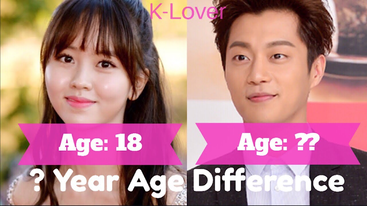 Formula for dating age difference
