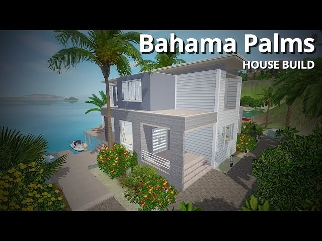 The Sims 3 House Building - Bahama Palms (w/ DutchSims3 Master)