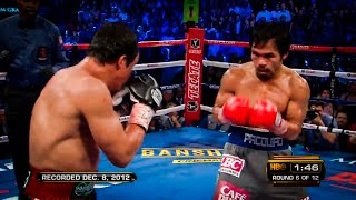 Manny Pacquiao vs  Juan Manuel Marquez IV - (HBO Boxing Full Fight HD)
