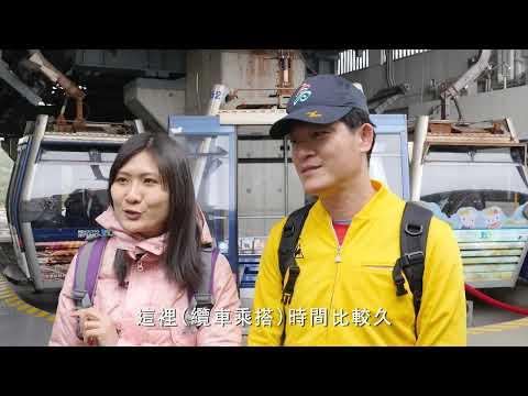香港旅遊,搭乘昂坪360纜車,拜訪香港最大天壇大佛 【可樂旅遊】