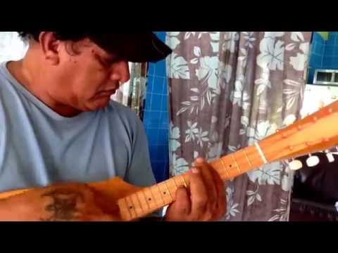 Rarotongan Ukulele by Mahutaariki (Riki) Adamu , Avarua, Rarotonga