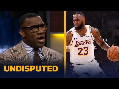 shannon-sharpe-gives-lebron-james-a-'b-'-for-his-performance-in-a-win-over-suns-|-nba-|-undisputed