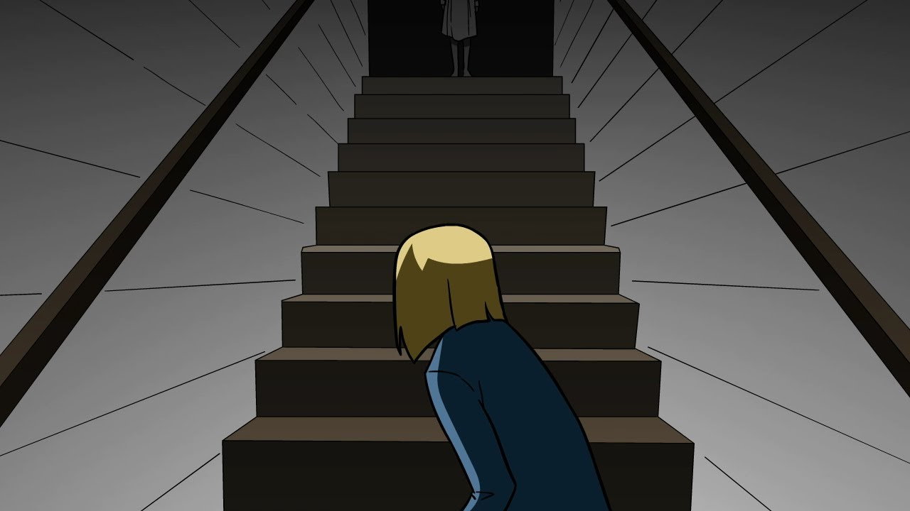 The Girl (Horror Story Animated)