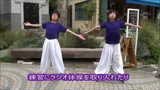 QbicS:ラジオ体操 in 八王子