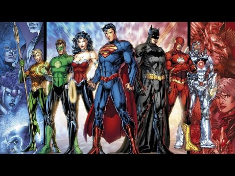 Лига справедливости нью 52 мультфильм