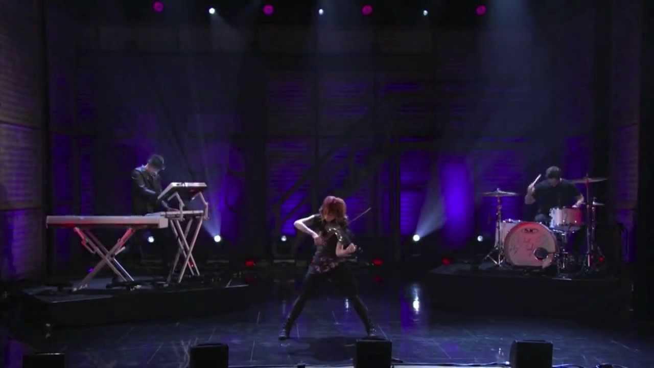 Lindsey Stirling Brave Enough Tour  October