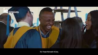 IE Business School Graduation 2018
