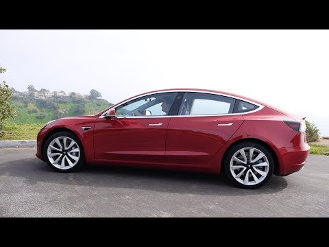 Tesla Model 3 Questions answered