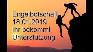Hr Bekommt Unterstützung  18.01.2019 Freitag Die Botschaft Der Engel
